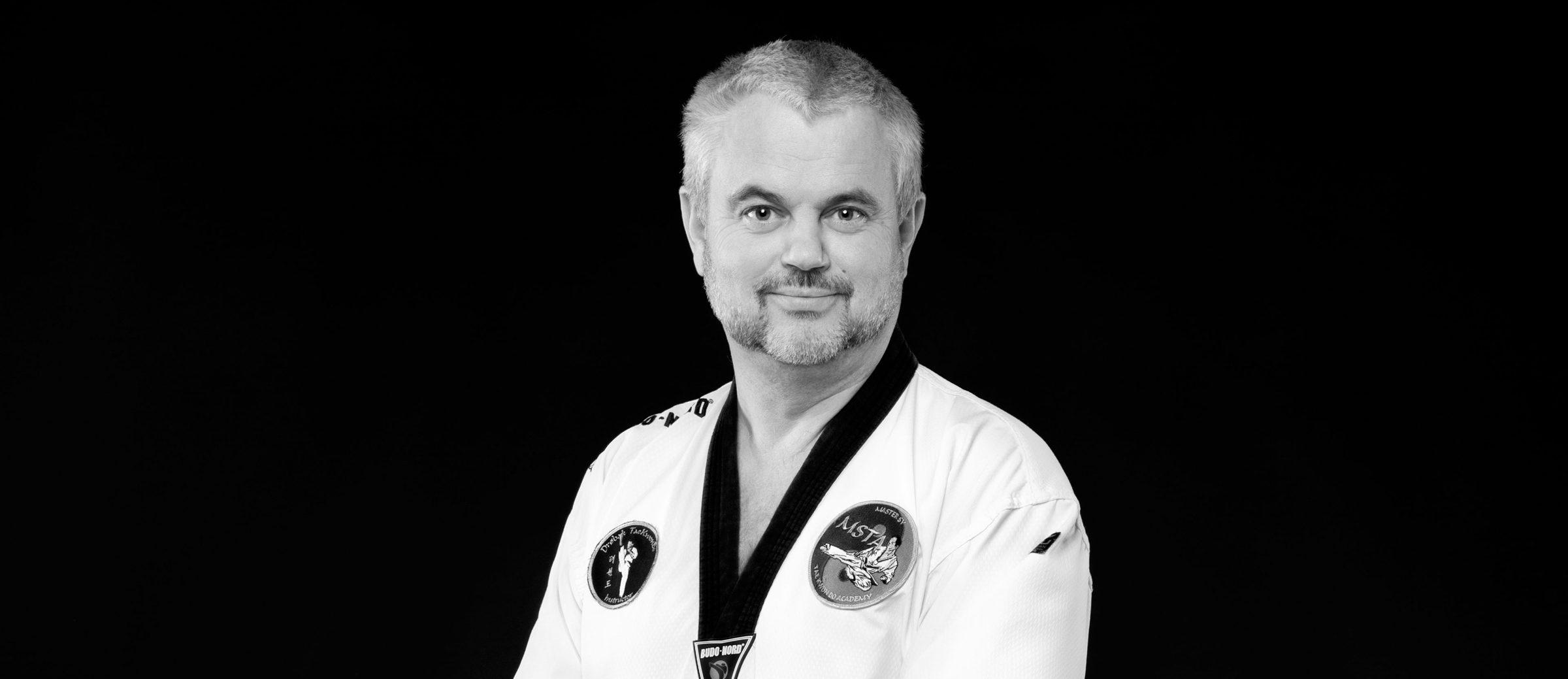 Master Bent Taekwondo
